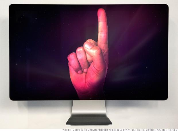dokunabilen bilgisayarlar ibm