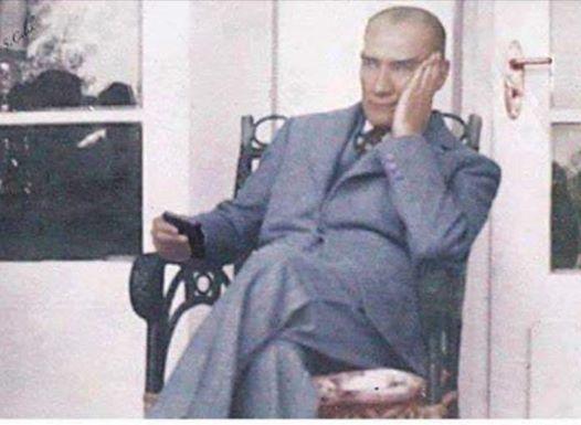 Atatürk'ün bugünün Türkiye'sine bakışı
